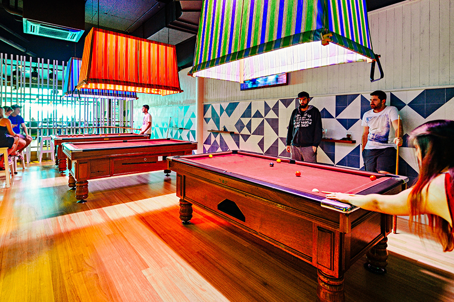 Tuesdays – Pool Competition!